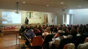 Curso de mobbing y derecho legal organizado por USOC Vallès occidental