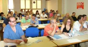 Sesiones de formación electoral en Barcelona