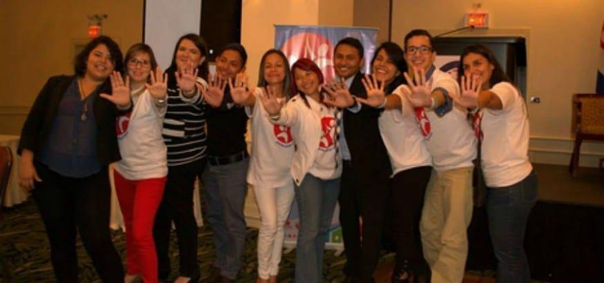 La CSA lanza la campaña de sindicalización juvenil ¡Dame esos cinco!