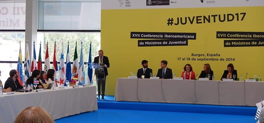 """USO asiste a la conferencia """"Juventud, empleo y emprendimiento"""""""