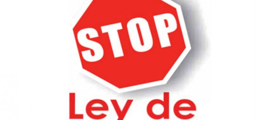 """Campaña """"Stop Ley de Mutuas"""""""