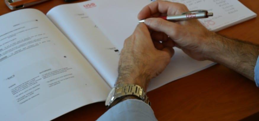 Formación de Agentes electorales en Valladolid y Almería