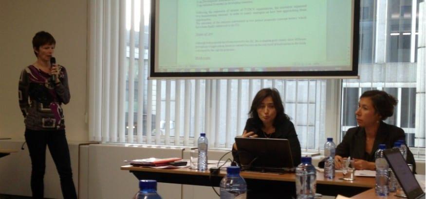 Reunión de coordinación de la Red Sindical de Cooperación al Desarrollo