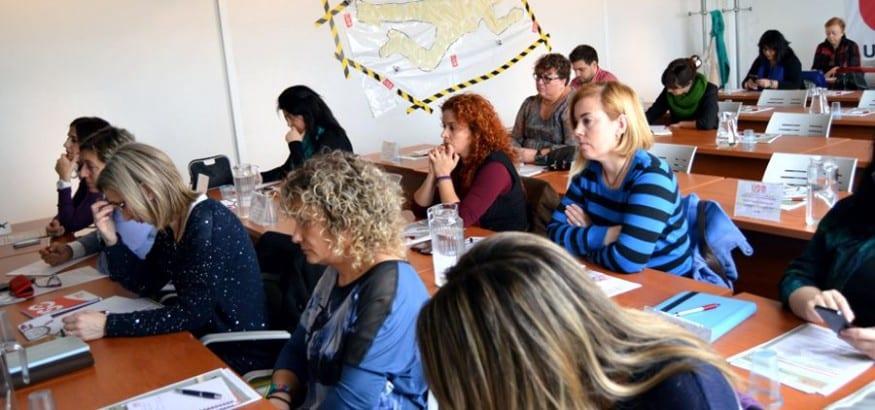 USO celebra las Jornadas para la Igualdad