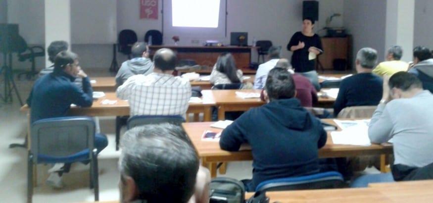 Curso de formación de agentes electorales en Murcia