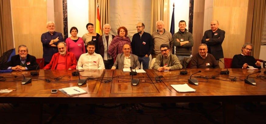 La Mesa Estatal Pro-Referéndum de las Pensiones inicia un ciclo de reuniones con los grupos parlamentarios