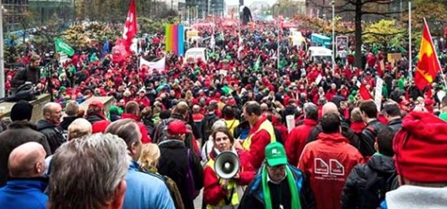 USO organiza un ciclo de conferencias con motivo la Jornada de Acción Mundial por el derecho a huelga