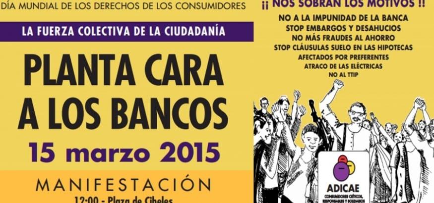 La Cumbre Social respalda la lucha contra los abusos a los consumidores y consumidoras