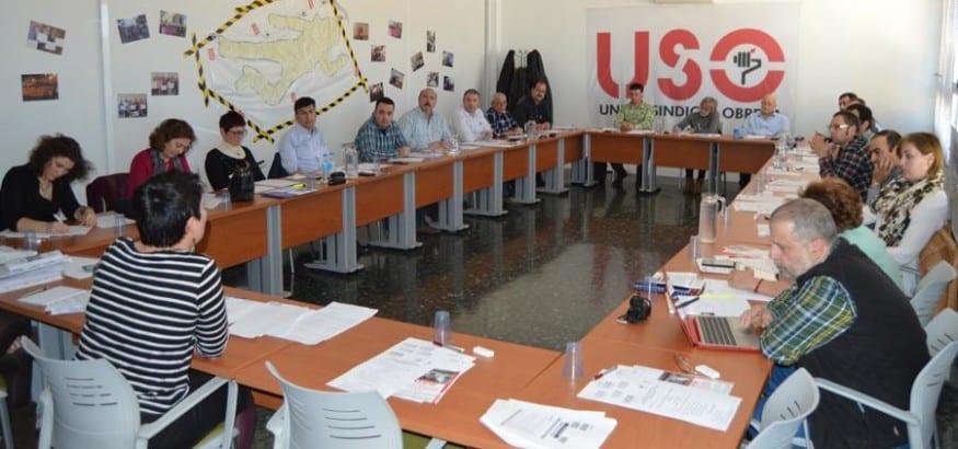 USO celebra las Jornadas de Negociación Colectiva y Elecciones Sindicales