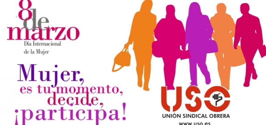 Manifiesto Día Internacional de la Mujer