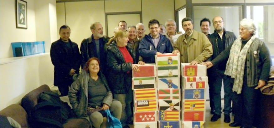 Mas de 150 organizaciones piden comparecer ante la Comisión del Pacto de Toledo