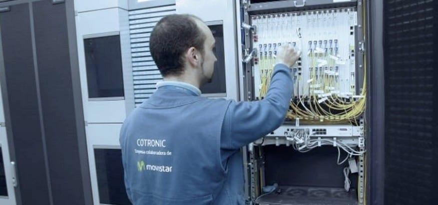 USO apoya la movilización de las contratas y subcontratas de Telefónica