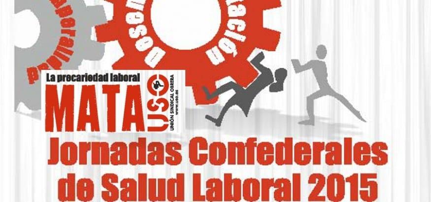 Jornadas Salud Laboral 2015
