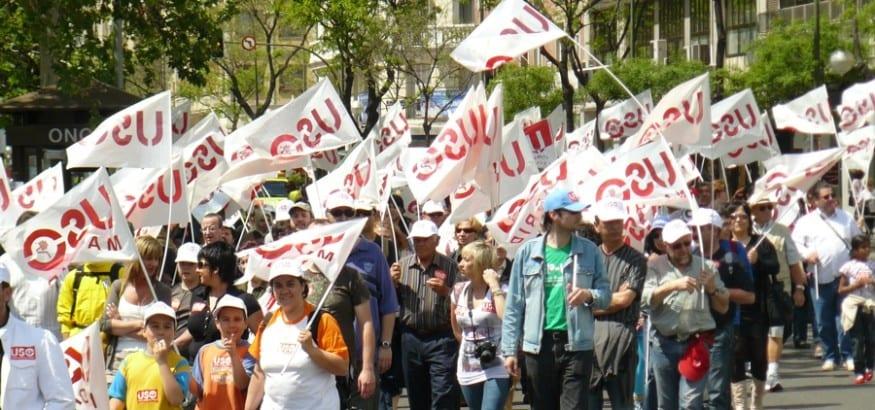 La Cumbre Social llama a la participación en los actos del 1º de Mayo