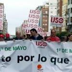 Manifestación 1 de Mayo Logroño