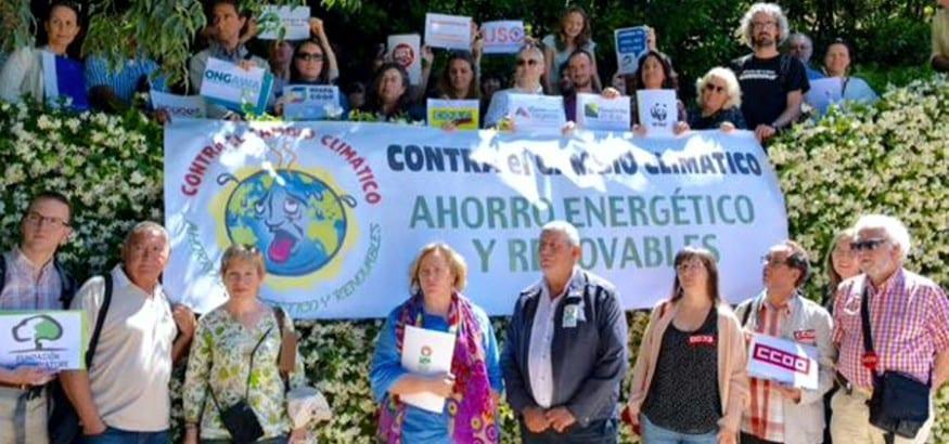 Más de 400 organizaciones presentan la Alianza por el Clima, la mayor coalición para salvar el Planeta