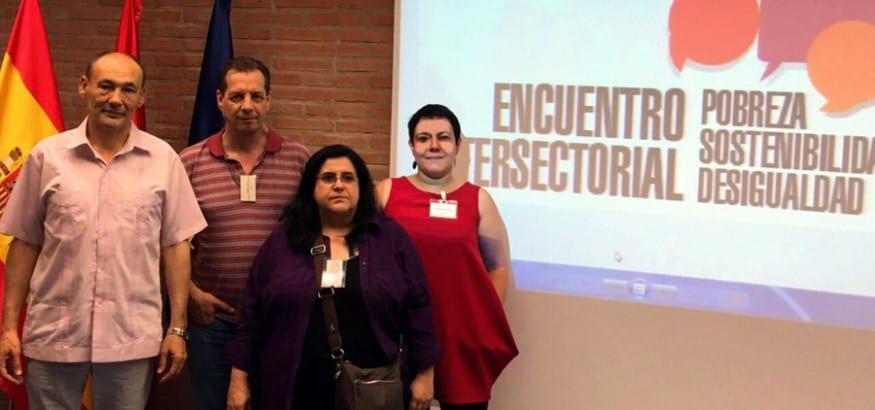 Encuentro Intersectorial Pobreza, Sostenibilidad, Desigualdad