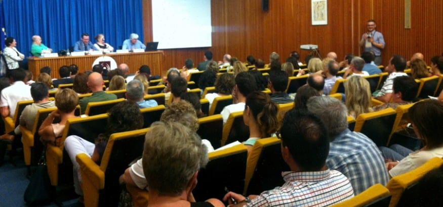 USO asiste a la Jornada de Difusión de acciones de promoción de prevención de riesgos psicosociales