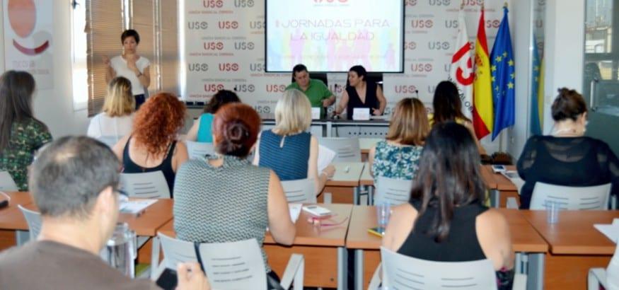 II Jornadas para la Igualdad USO: una reflexión desde diversos ámbitos