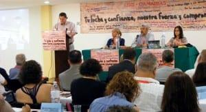 Julio Salazar Congreso USO Canarias