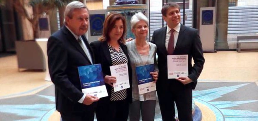 Organizaciones sindicales y empresariales europeas acuerdan un programa de trabajo para 2015-2017