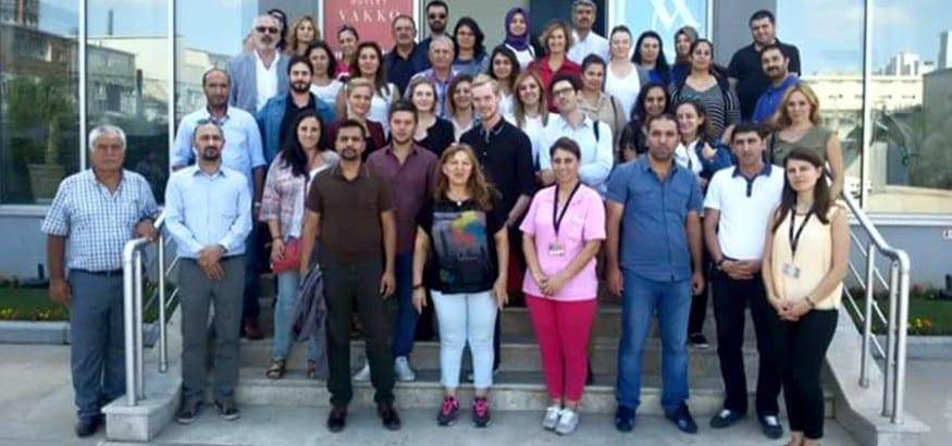 Diálogo entre juventudes de Turquía y la Unión Europea