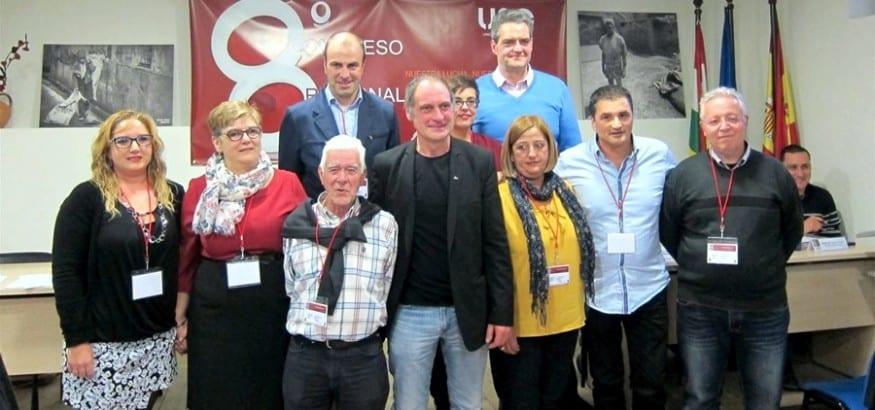 Javier Martínez, reelegido secretario general de USO La Rioja con el 88,15% de los votos