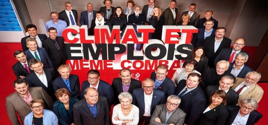 El sindicalismo europeo exige un ambicioso acuerdo climático para los trabajadores