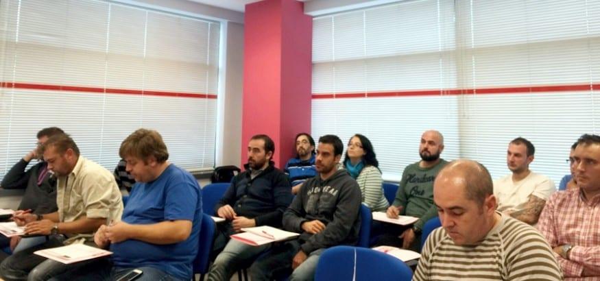 40 nuevos delegados de USO Toledo se forman en conceptos básicos sindicales