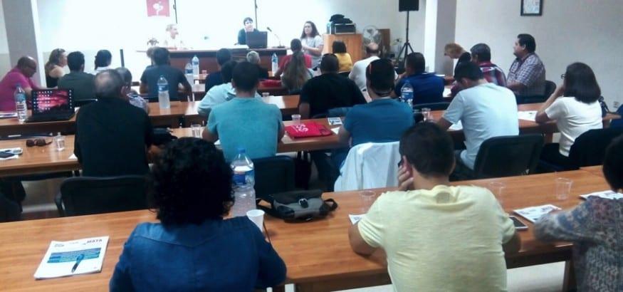 Delegados de USO Murcia se forman en Prevención de Riesgos