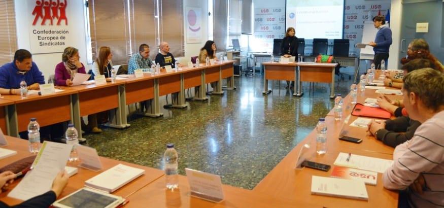 La III Promoción de Formación de Dirigentes para el Futuro se forman en Sociología del Trabajo
