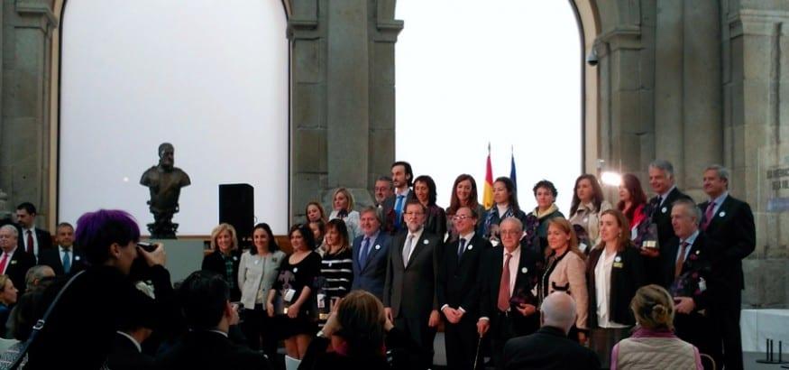 USO asiste al acto institucional del Día para la eliminación de la violencia contra la mujer