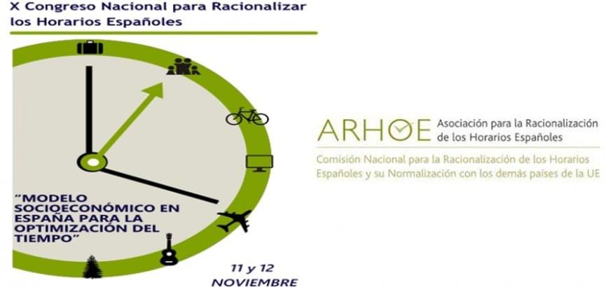 USO apuesta por la racionalización de horarios en el X Congreso ARHOE