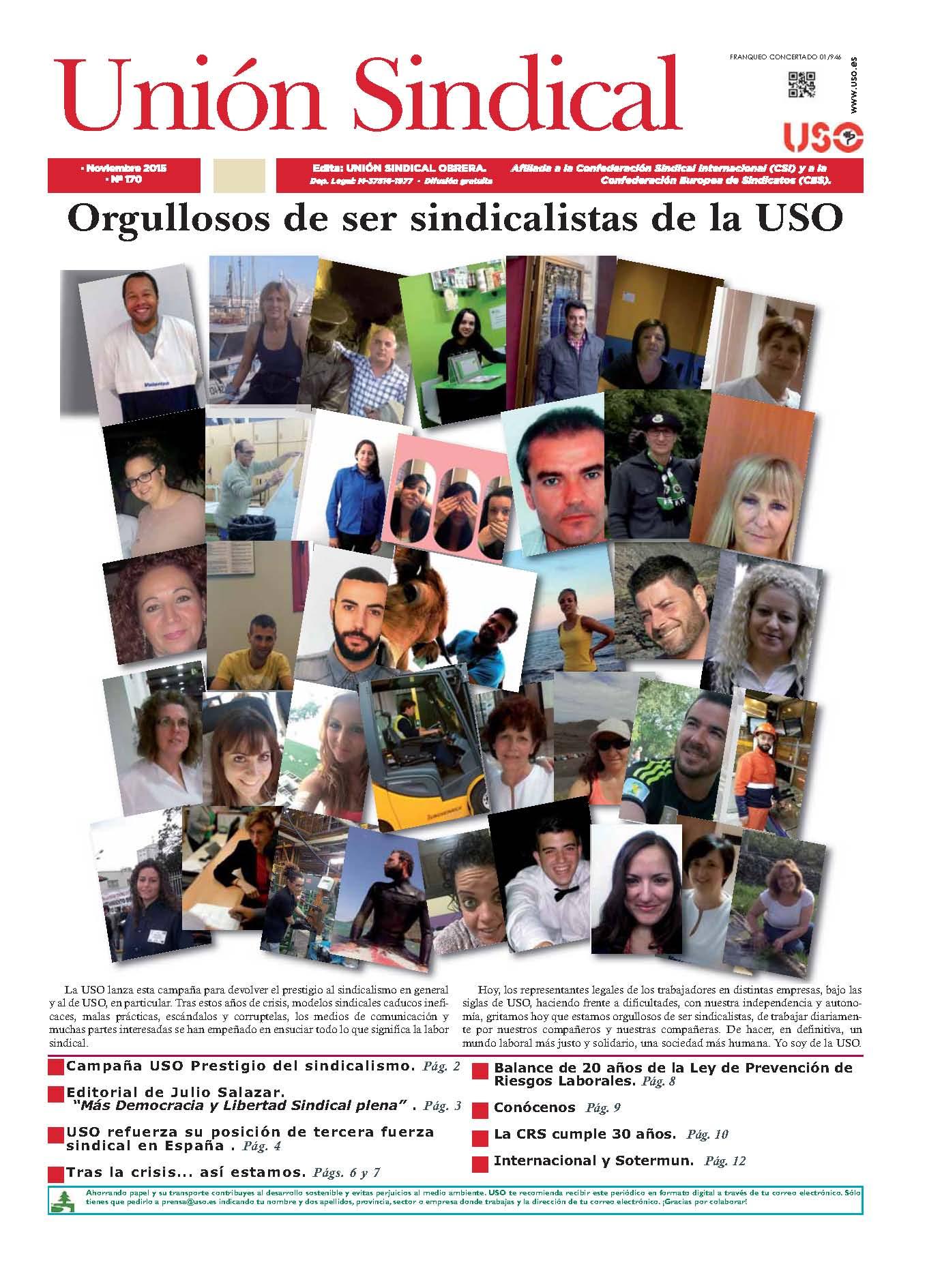 Unión Sindical 170
