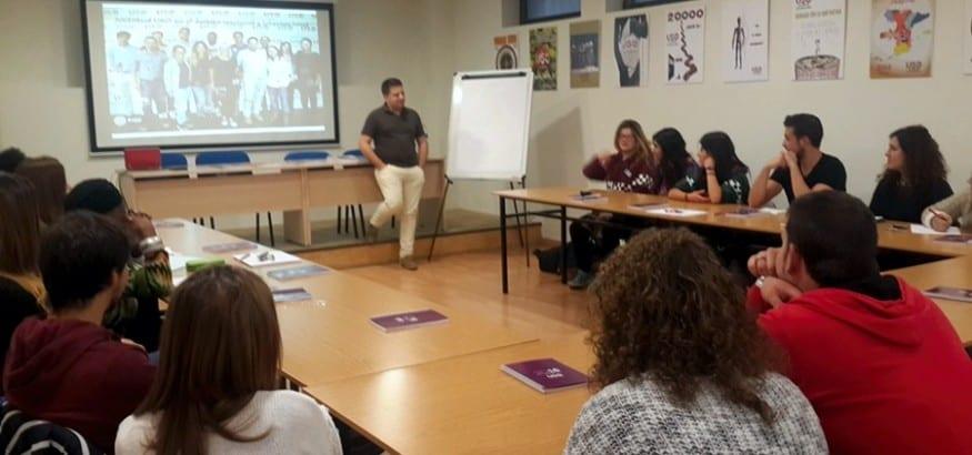 USO La Rioja impulsa su Departamento de Juventud en la I Asamblea de Jóvenes USO