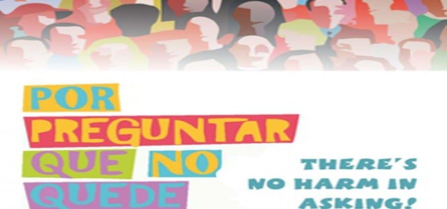 """Campaña """"Por preguntar que no quede"""" de inserción socio-laboral de inmigrantes"""