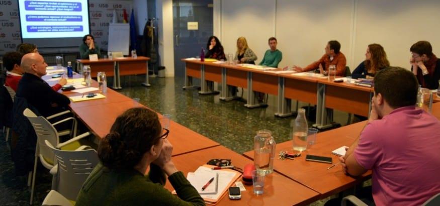 """Nuevo curso del FDF: """"Movimientos  sociales, solidaridad y sindicato"""""""