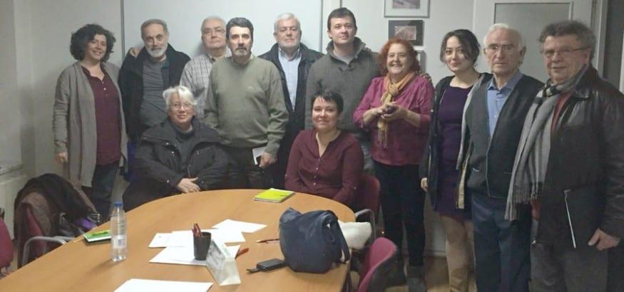 Reunión de la MERP para definir la agenda de 2016