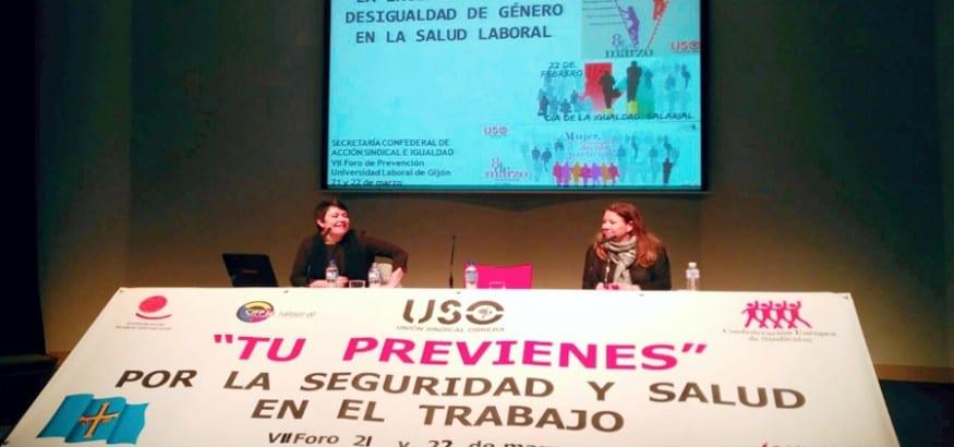 El VII Foro Tú Previenes abordó los riesgos laborales desde la perspectiva de género