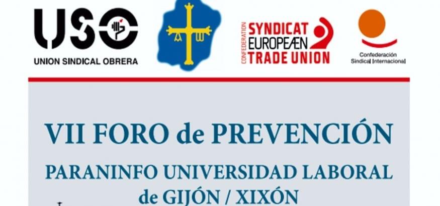 Gijón acogerá los días 21 y 22 de marzo el VII Foro de Prevención