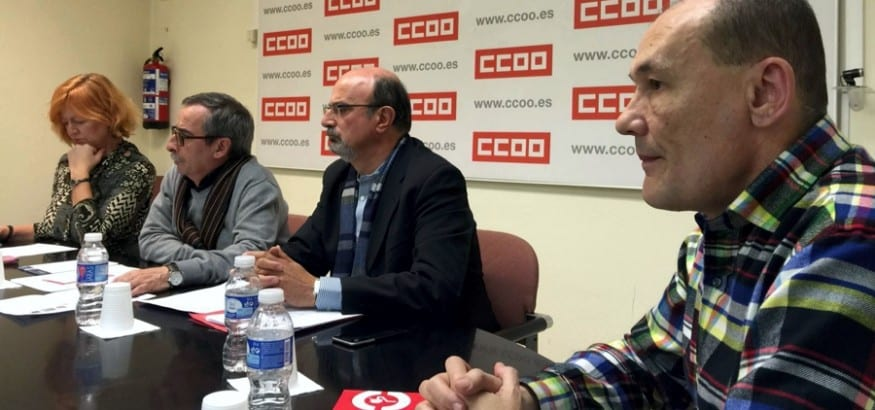 Sindicatos, ONG y partidos convocan concentraciones contra el Acuerdo UE-Turquía