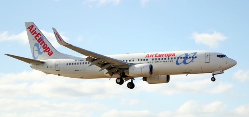 Inspección de Trabajo acredita la contratación irregular de TCP´s extracomunitarios en Air Europa