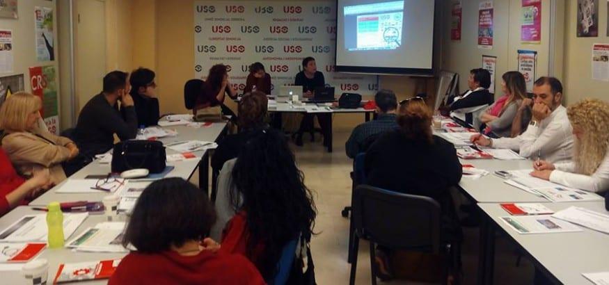 Curso de formación para delegados y delegadas de prevención en Baleares