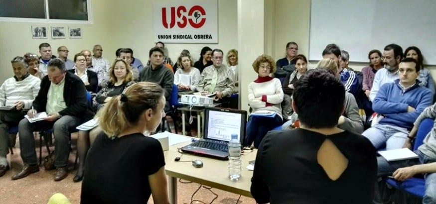 Sesiones formativas en Málaga y Sevilla sobre Prevención de Riesgos Laborales