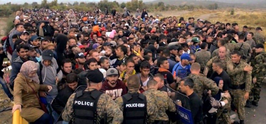 Acuerdo social para preparar un calendario de acciones por la crisis de los refugiados