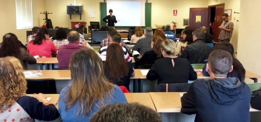 Jornadas Igualdad y Acoso Laboral de USO Asturias