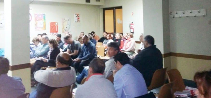 Nuevo curso de Salud Laboral y Prevención en Burgos