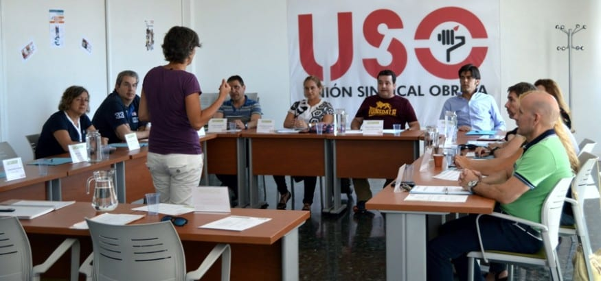"""""""Globalización y sindicalismo. Futuro del Sindicalismo"""", nuevo curso de la III Promoción del FDF"""