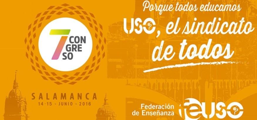 FEUSO celebra su VII Congreso Federal en Salamanca