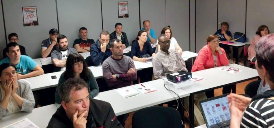Formación Sindical Básica en A Coruña